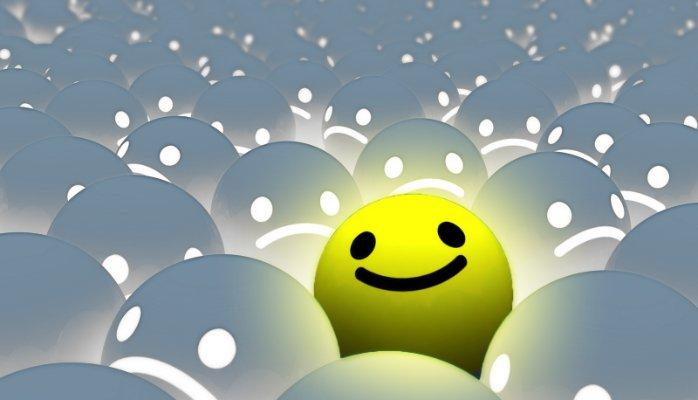 Menyebarkan sikap positif