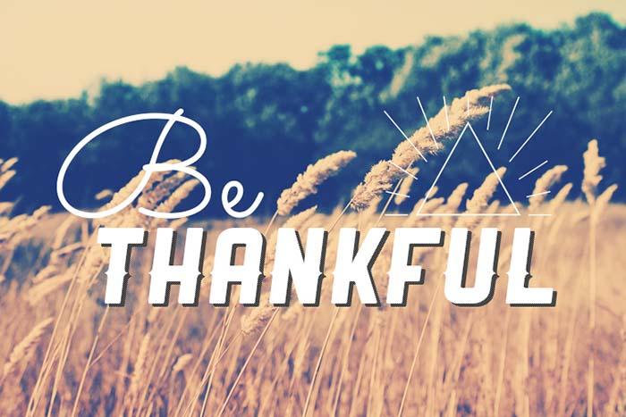 Bersyukur Akan Keterpurukan mu