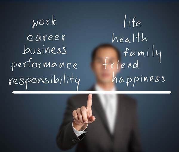 Keseimbangan antara kerja dan kehidupan
