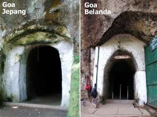 Goa belanda, tempat angker di bandung