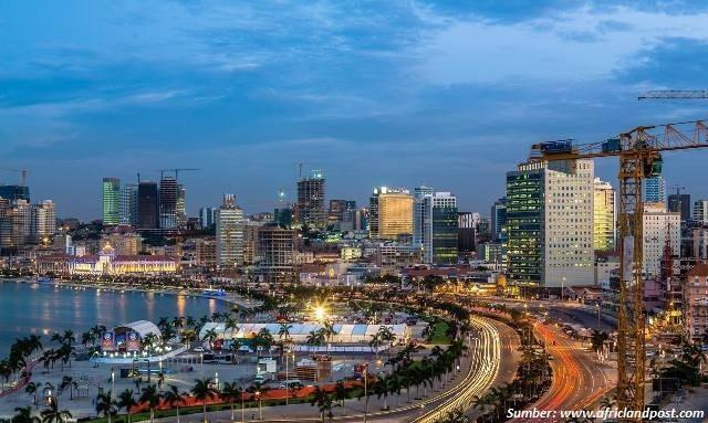 Luanda, kota termahal di dunia