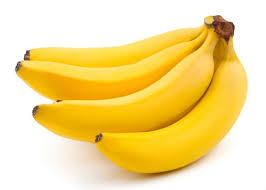 buah-pisang, buah-buahan super kuatkan jantung