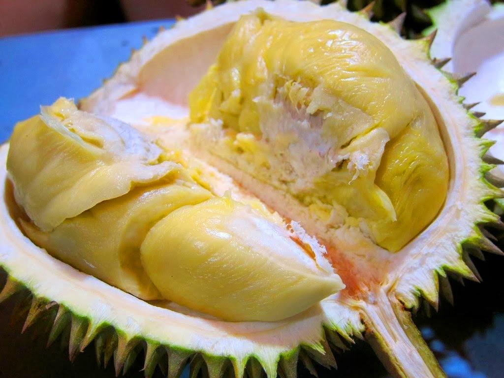 durian, manfaat buah tropis