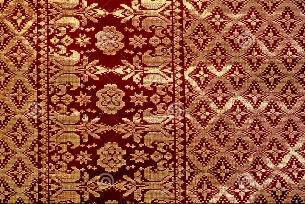 kain-songket, Macam Kain Tenun Tradisional Asli Indonesia