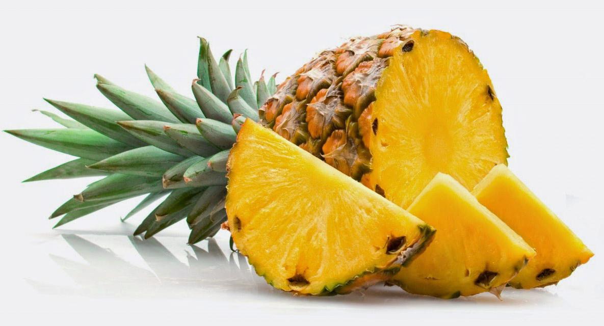 nanas, manfaat dan macam buah tropis