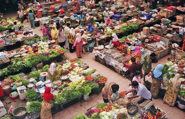 Berwisata ke Pasar Tradisional