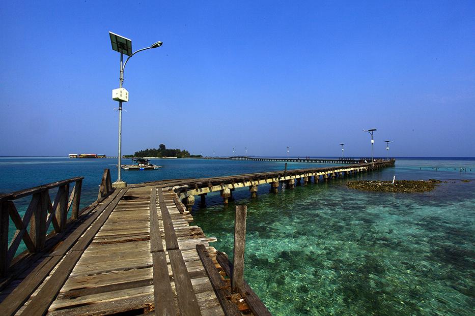 Main Ke Pulau Seribu