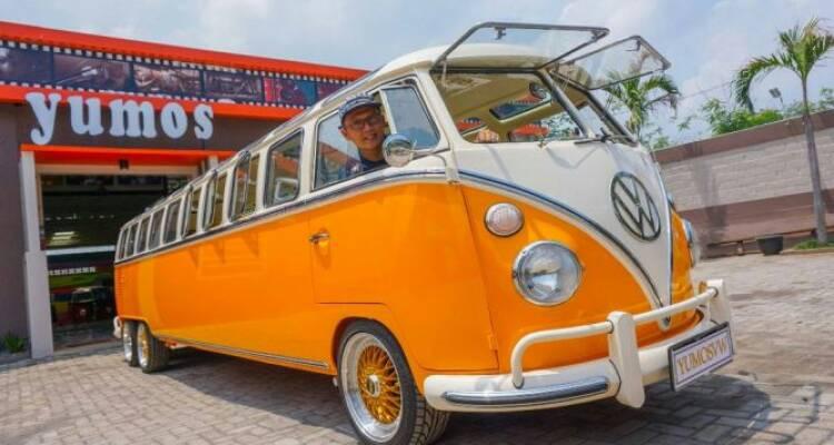 VW Terpanjang Di Dunia