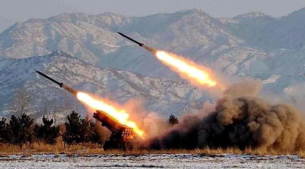 Rudal Korea Utara diluncurkan untuk uji coba
