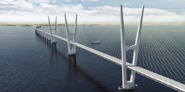 Jangan Cuek, Jembatan Terindah di Dunia Ini Bakal Bikin Kamu Memuji Keindahannya