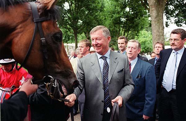 Ferguson and His Horse