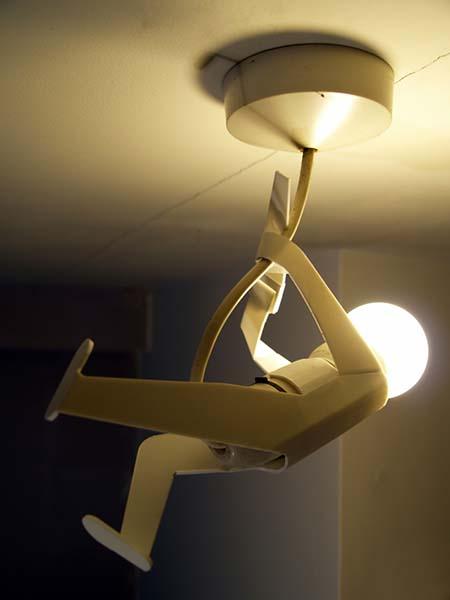 Mematikan lampu
