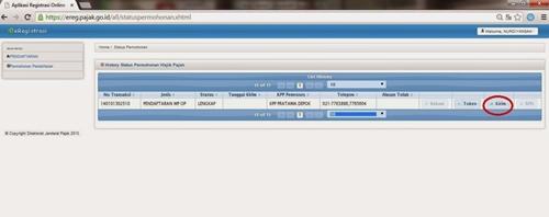 cara pembuatan npwp online