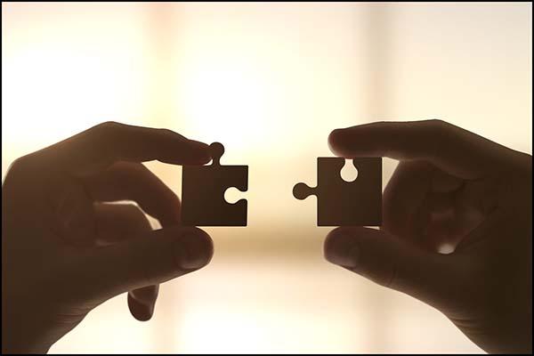 Berbagi visi dalam hubungan
