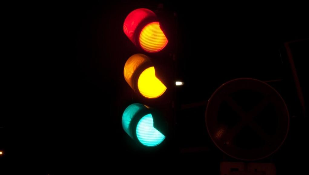 Lampu kuning