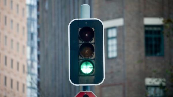 Lampu hijau