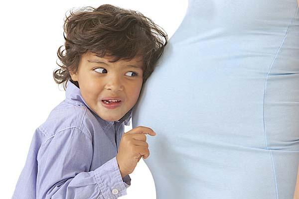 Menanyakan ibu hamil