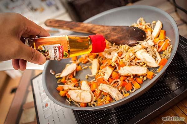 Cara membuat nasi goreng super lezat