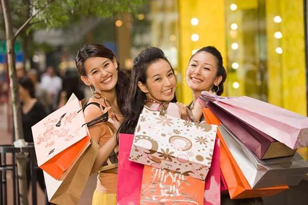 Shopping..shopping..shopping