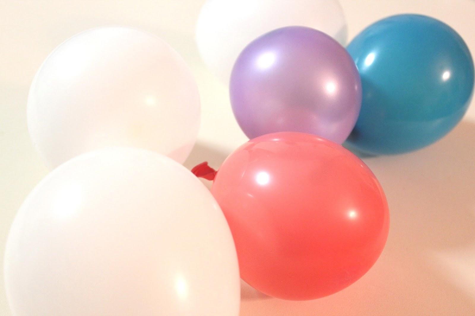 Mengembangkan balon tanpa meniupnya