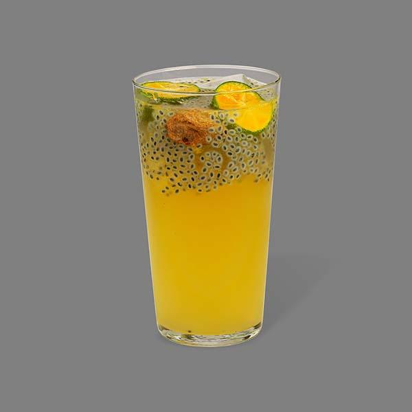 Orange Basil Tea