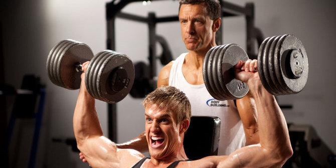 Olahraga rutin mampu membuat tubuh tetap berenergi dan berstamina