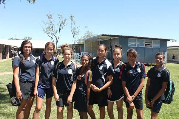 Australia school girl