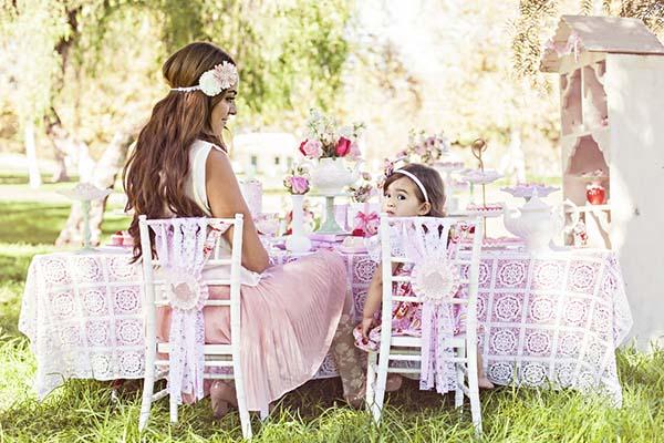 Piknik di luar rumah