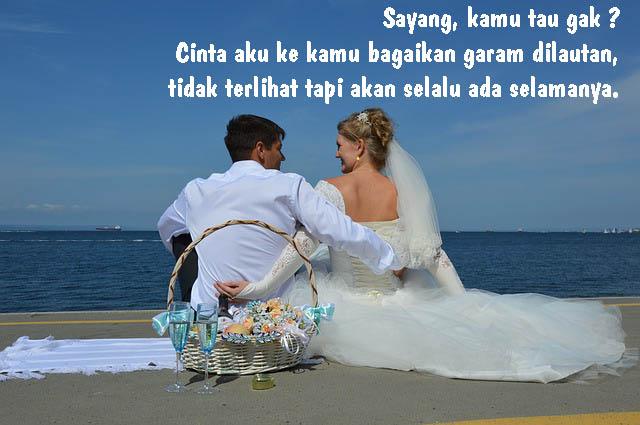 Gambar Kata Romantis, Cinta Kita Selamanya