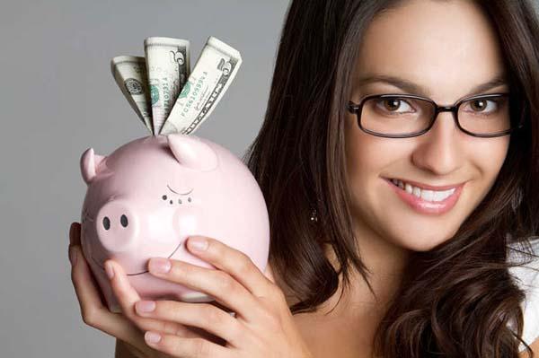 Wanita mampu mengelola uang dengan baik