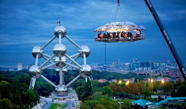 Brussel Sky Restaurant