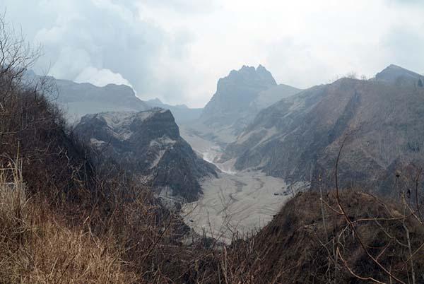 Index letusan gunung berapi