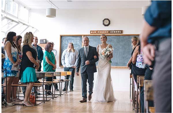 Konsep Pre Wedding Bertema Sekolah