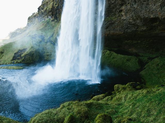 Filosofi air pegunungan