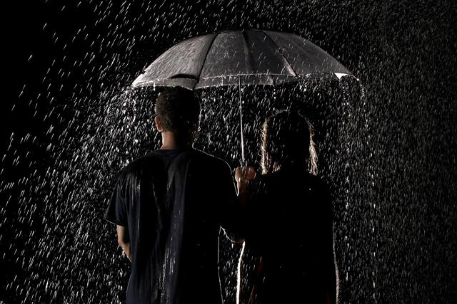 Filosofi hujan tolong