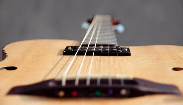 Filosofi Alat Musik Gitar Pelan Tapi Pasti