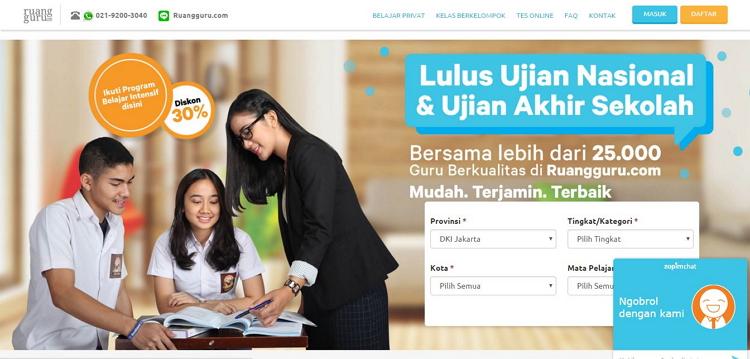 aplikasi pembantu belajar siswa