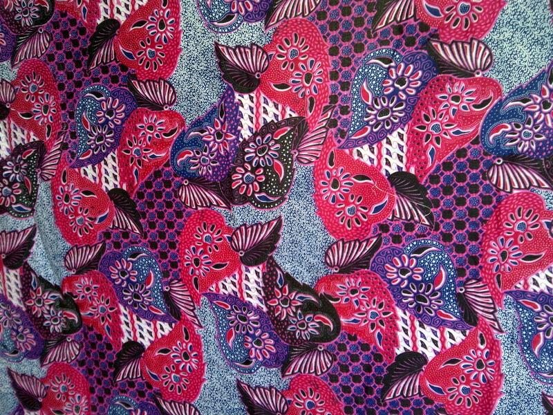 Motif Batik Keren Khas Indonesia