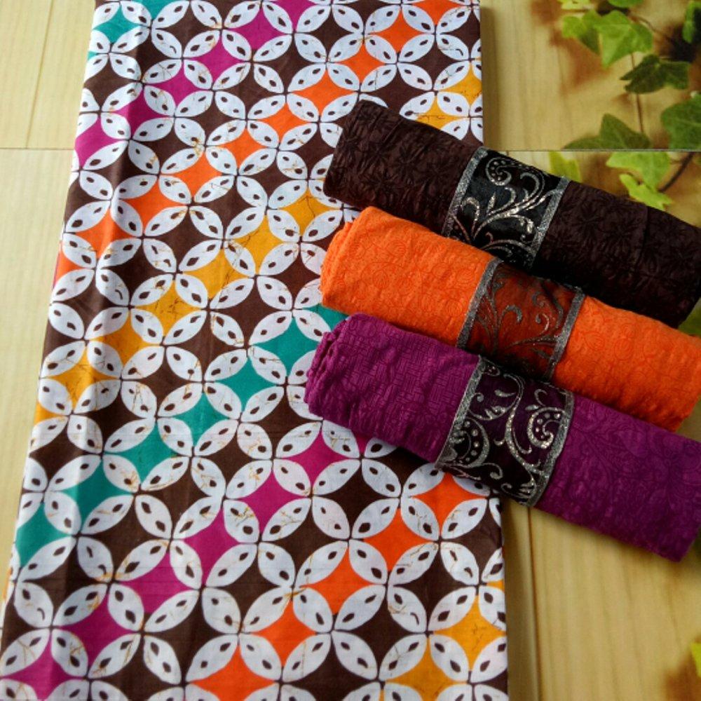 Dalam Lemari 1 Terdapat 4 Kemeja Batik: 4 Filosofi Batik Kawung Yang Bikin Kamu Betah Memakainya