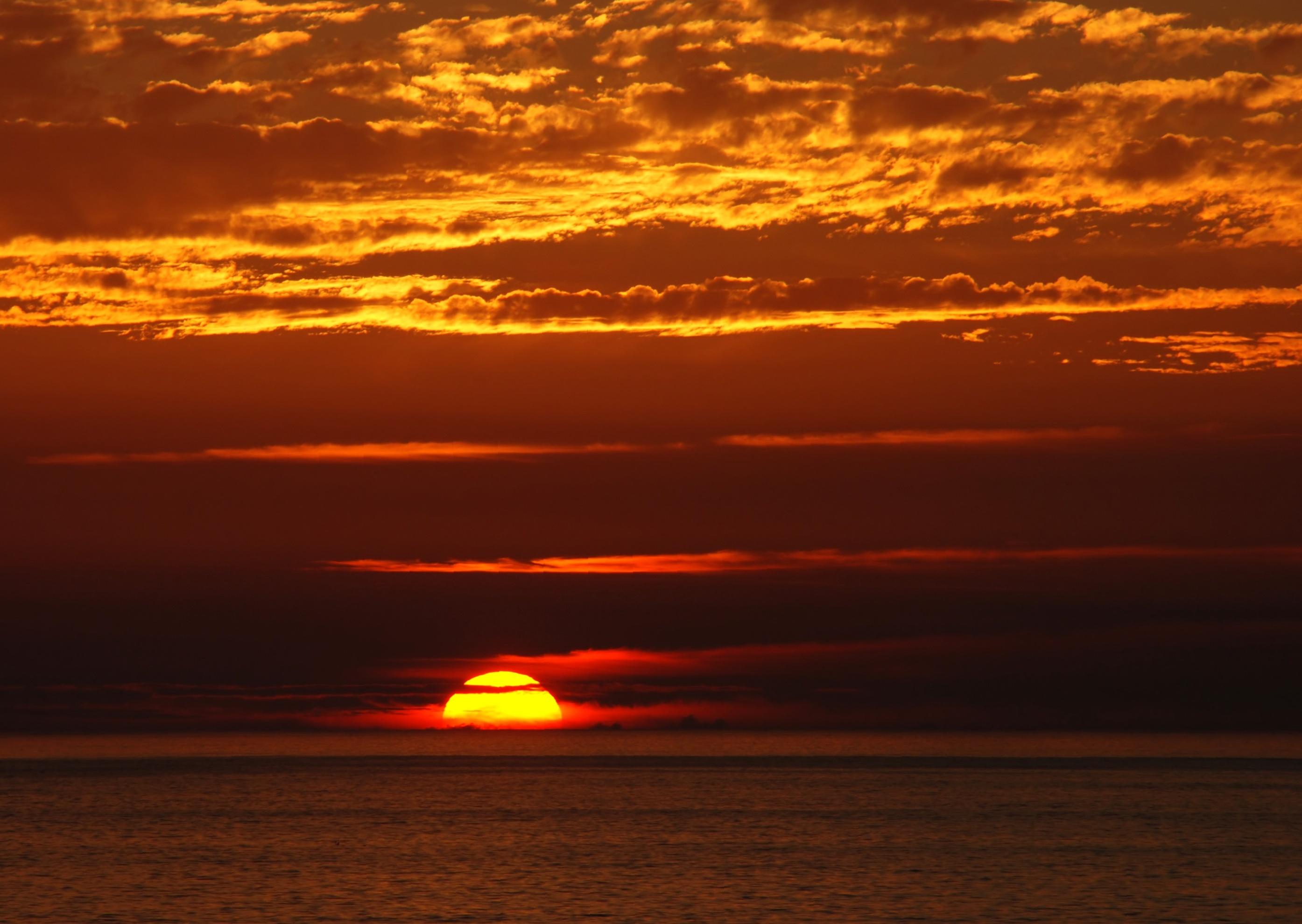 filosofi sunset