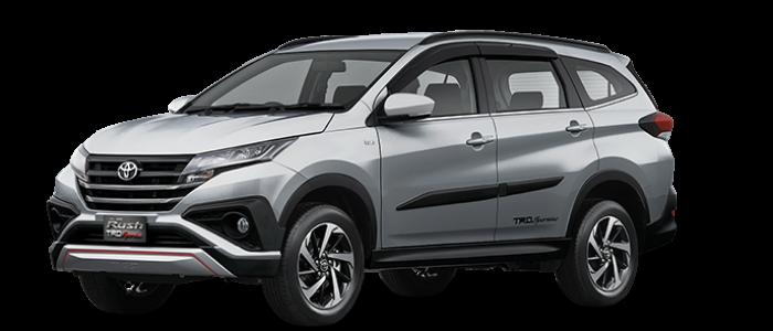 Desain Eksterior Toyota Rush 2018