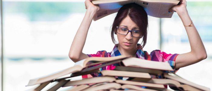 5 Efek Negatif Kebanyakan Belajar Ini Harus Segera Dihindari