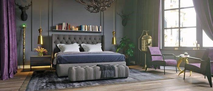 3 Inspirasi Dekorasi Kamar Tidur Berkarakter dari Film Disney
